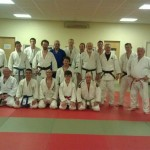 Bushido Judokwai & friary judo club players trained together 22nd April