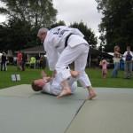 Friary Judo Club at the Whittington Fair, Lichfield