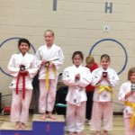 Louise and Bethan - Gold and Silver - Low Grade/Open Grade Junior/Senior Championship – April 2013