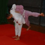 Friary Judo Club training