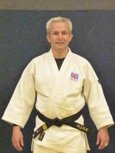 Matthew Harte - Head Coach - Friary Judo Club