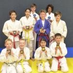 Friary Judo Club Medals - Low Grade/Open Grade Junior/Senior Championship