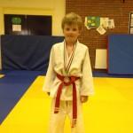 George - bronze medal - Coventry mini-mon.