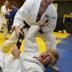 Michael Fabricant Visits Friary Judo Club