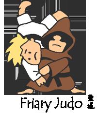 Friary Judo Club - Lichfield